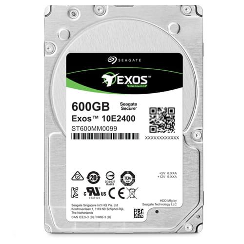 HDD 600Gb Seagate Exos 10E2400 2.5 SAS 10000rpm
