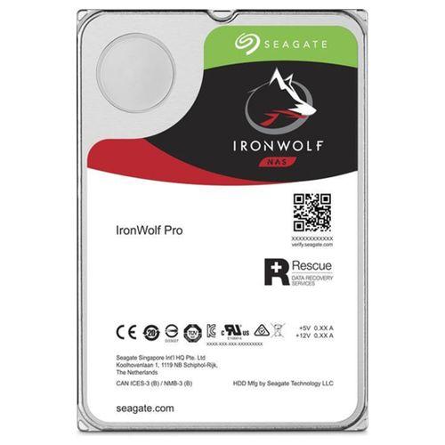 HDD 8Tb Seagate IronWolf Pro 3.5 SATA3 7200rpm