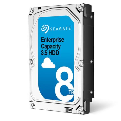 HDD 8Tb Seagate Enterprise 3.5 SATA3 7200rpm