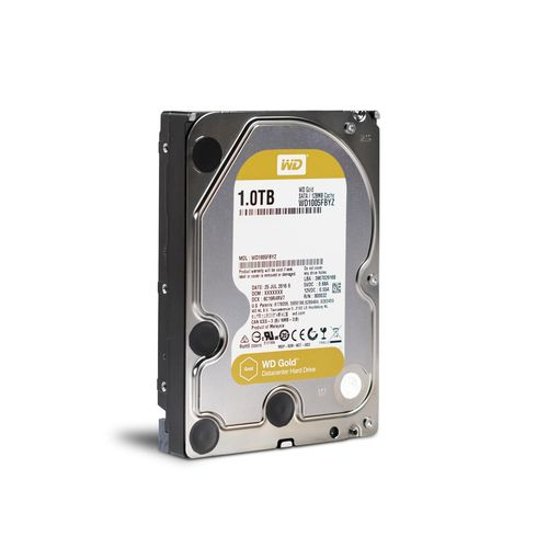 HDD 1Tb Western Digital Gold 3.5 SATA3 7200rpm