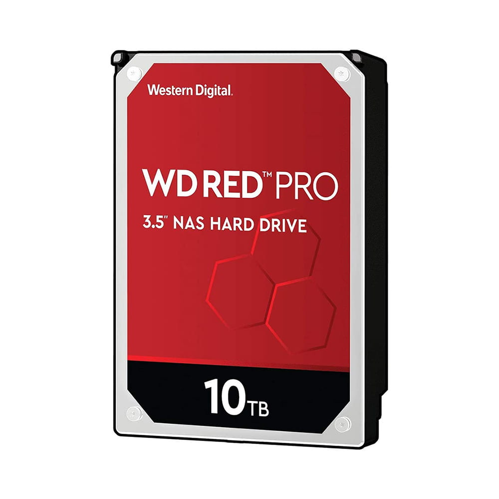 HDD 10Tb Western Digital Red Pro NAS 3.5 SATA3 7200rpm