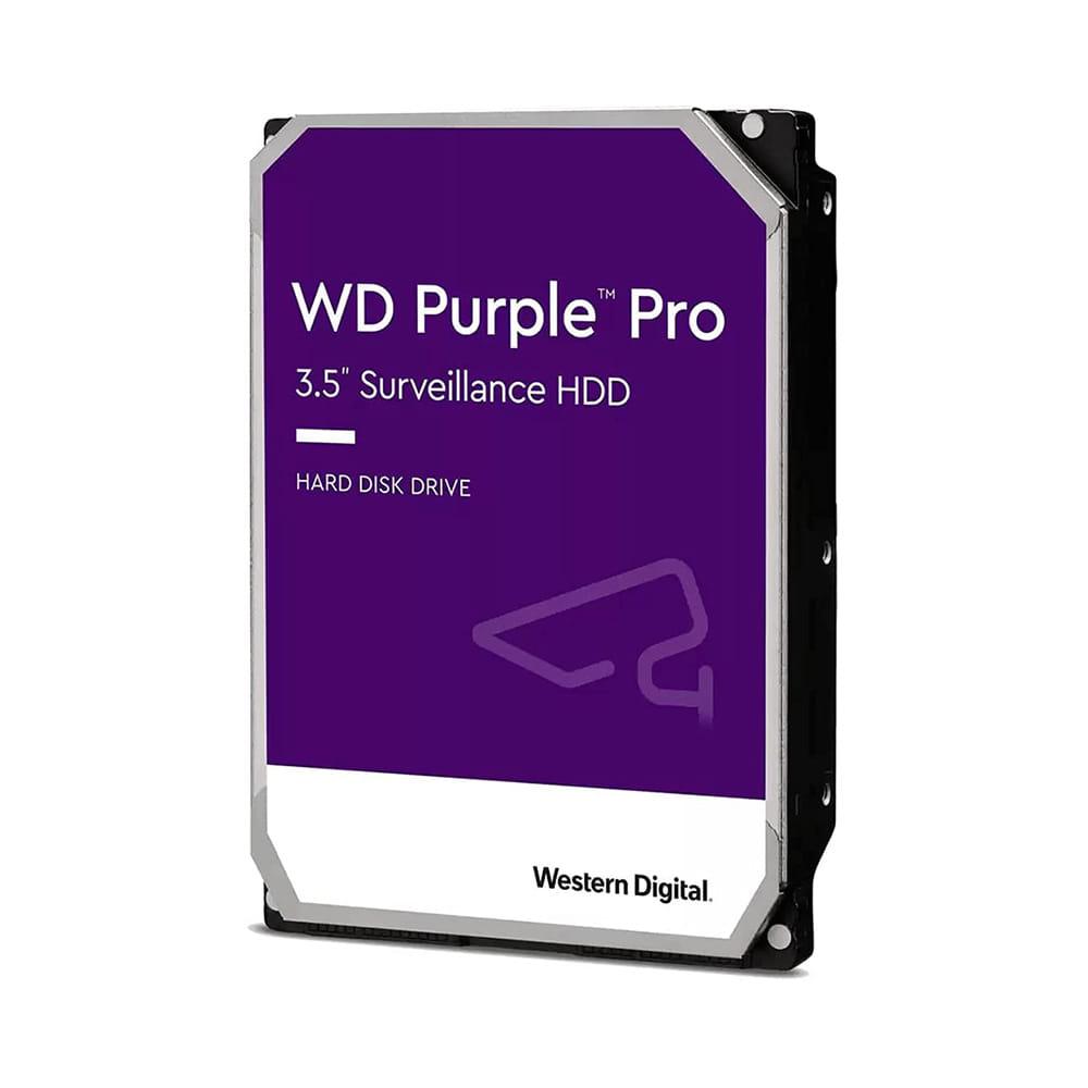 HDD 12Tb Western Digital Purple 3.5 SATA3