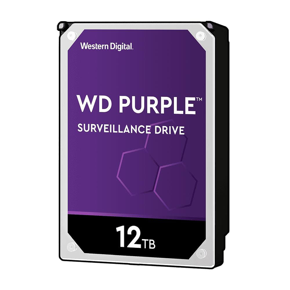 HDD 12Tb Western Digital Purple Surveillance 3.5 SATA3 7200RPM