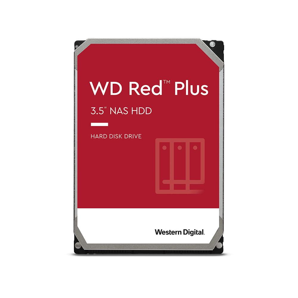 """HDD 14Tb Western Digital Red Plus 3.5"""" SATA3 7200rpm"""