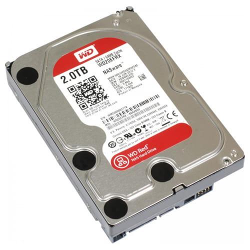 """HDD 2Tb Western Digital Red 3.5"""" SATA3 - REFURBISHED"""