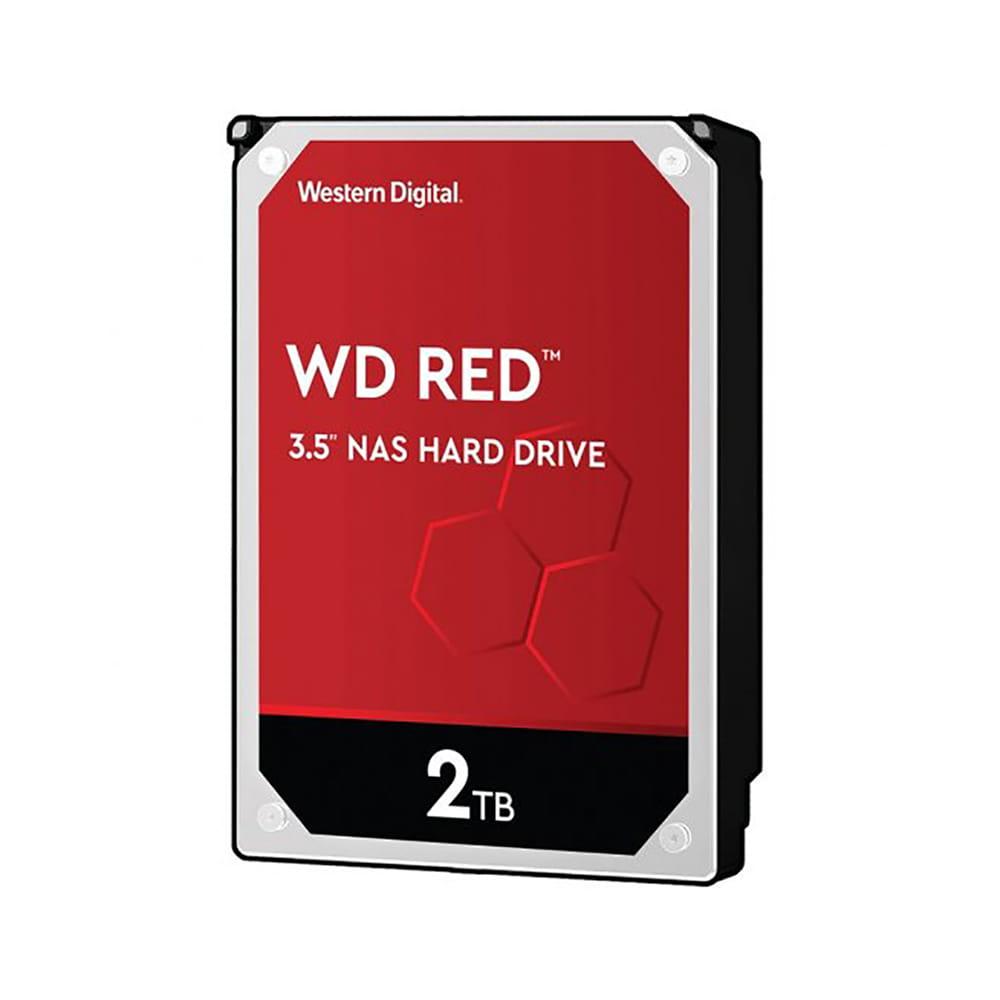 """HDD 2Tb Western Digital Red Plus 3.5"""" SATA3 5400rpm"""