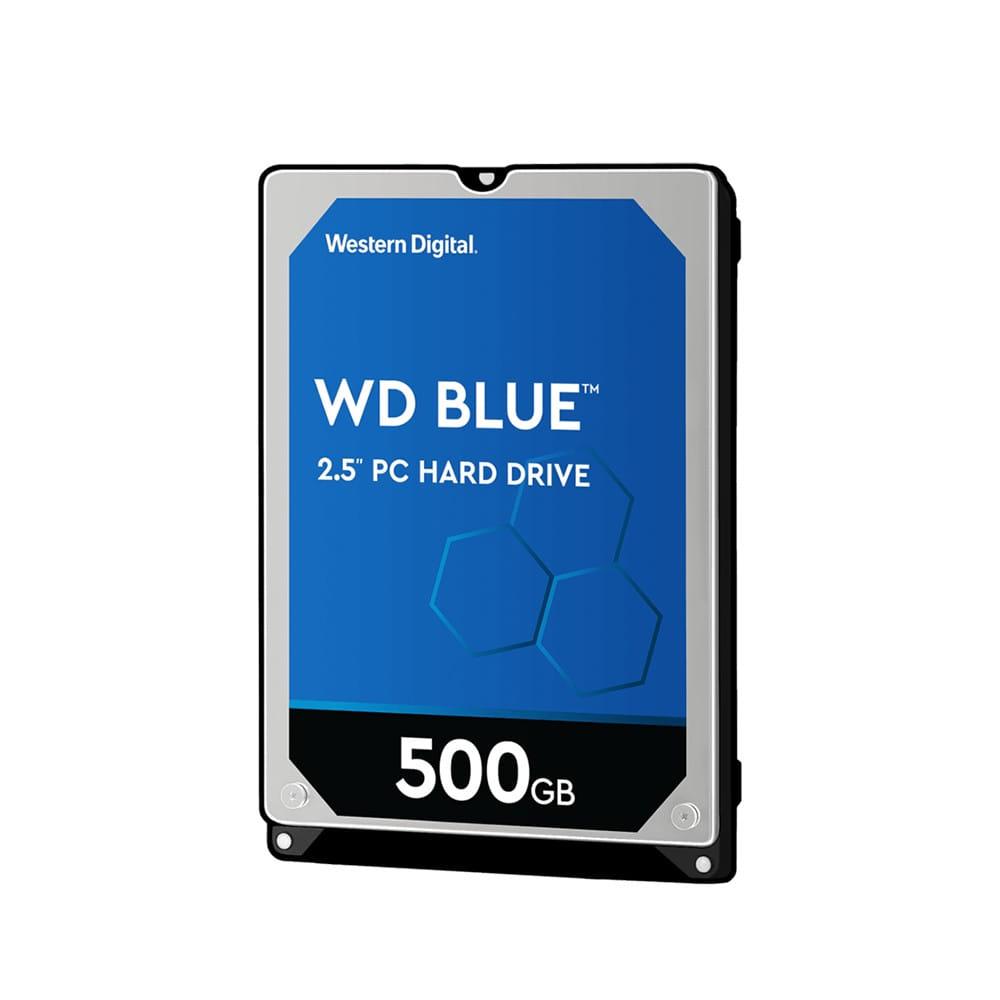 HDD 500Gb Western Digital Blue 2.5 SATA3 5400RPM
