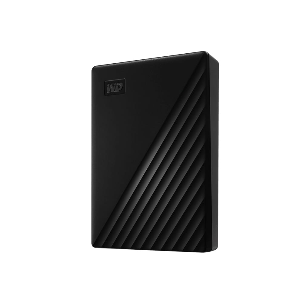 WD My Passport 4Tb USB 3.2 Negro