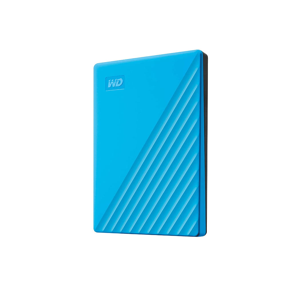 WD My Passport 4Tb USB 3.2 Azul