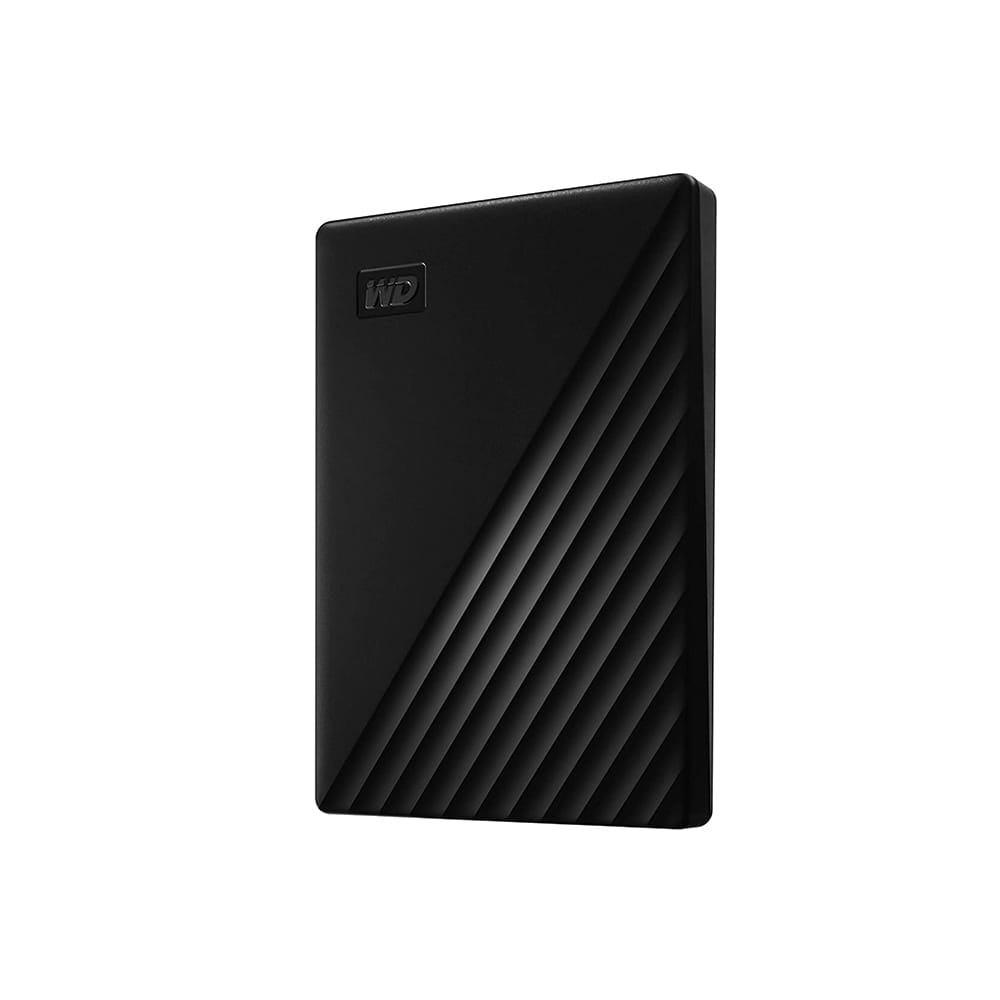 WD My Passport 5Tb USB 3.2 Negro