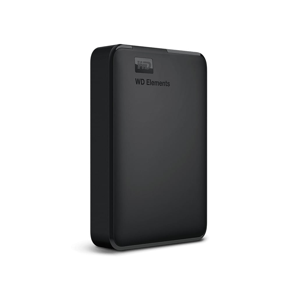 WD Elements 4Tb USB 3.2 Negro