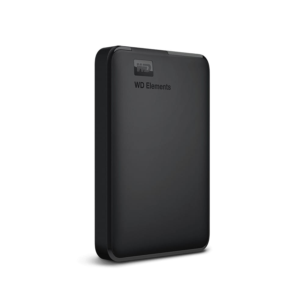 WD Elements 1Tb USB 3.2 Negro