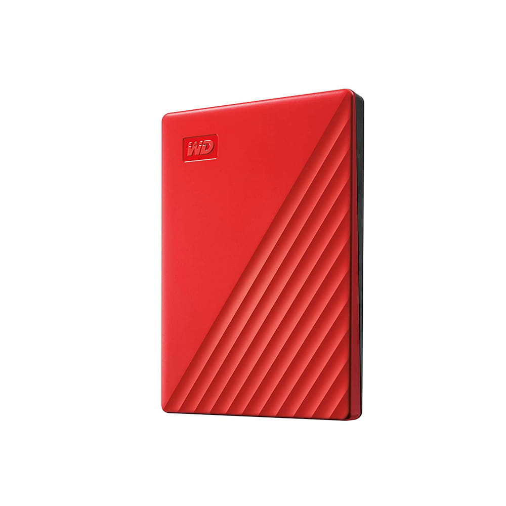 WD My Passport 2Tb USB 3.2 Rojo