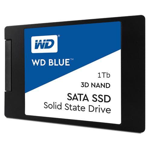 SSD 1Tb Western Digital Blue 2.5 SATA3
