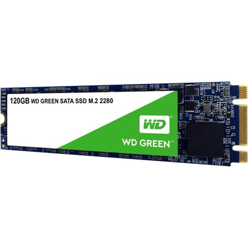 SSD 120Gb Western Digital Green SATAIII M.2 Type 2280