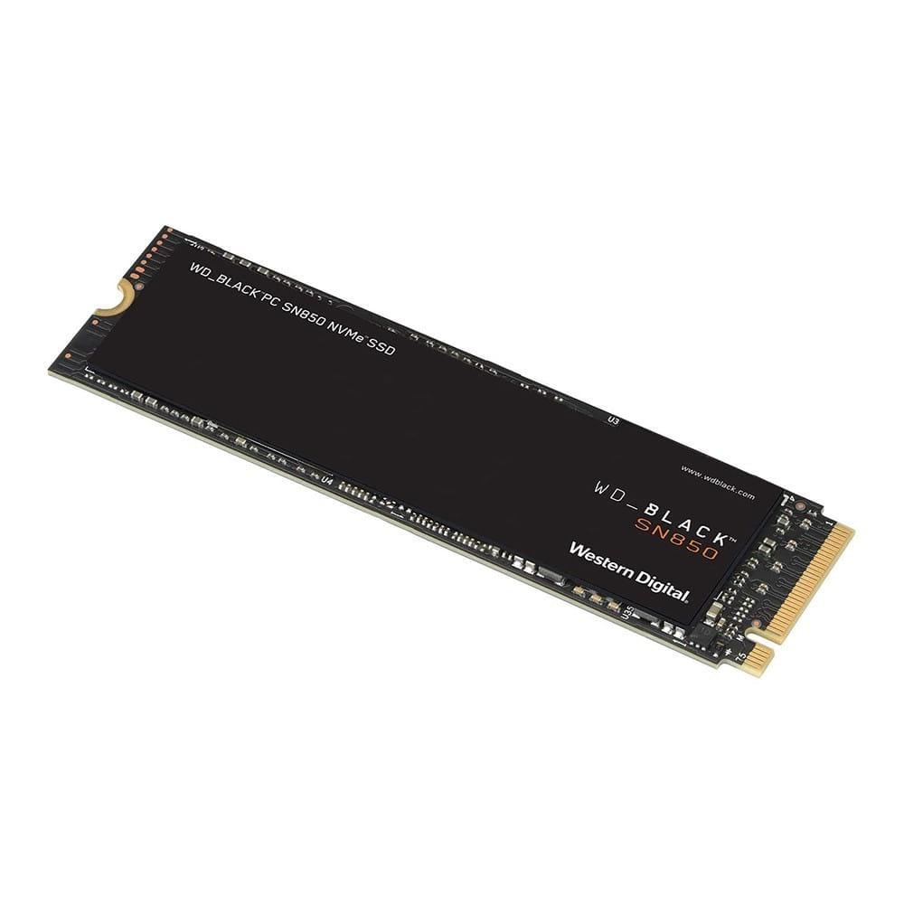 SSD 2Tb Western Digital Black SN850 NVMe M.2 Type 2280