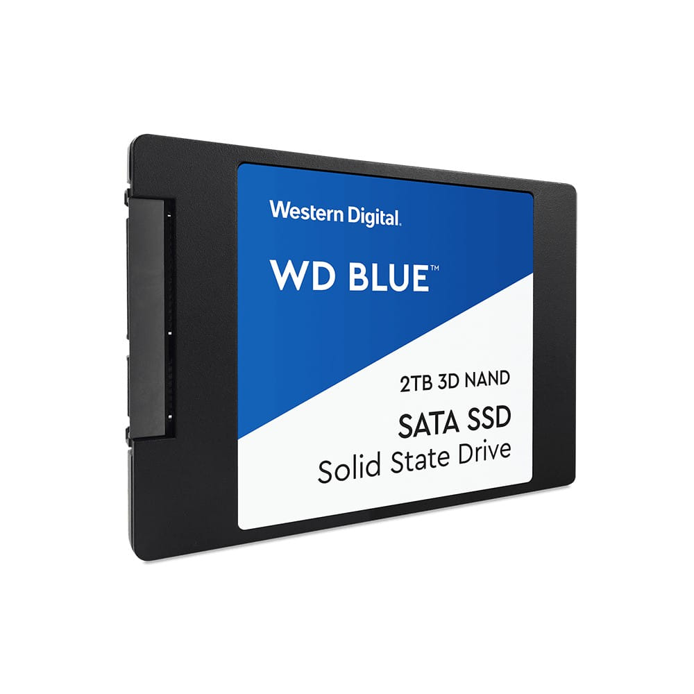 SSD 2Tb Western Digital Blue 2.5 SATA3