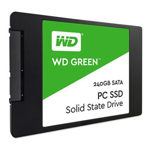 SSD 240GB Western Digital Green 2.5 SATA3