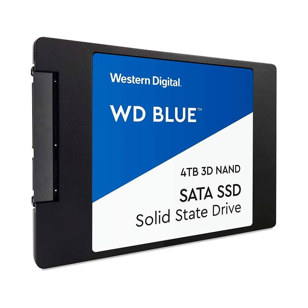 SSD 4Tb Western Digital Blue 2.5 SATA3