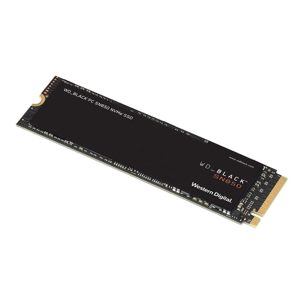 SSD 500Gb Western Digital Black SN850 NVMe M.2 Type 2280
