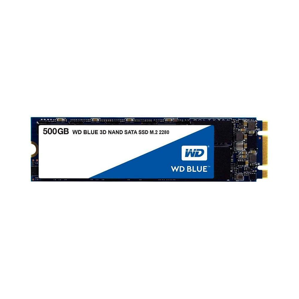 SSD 500Gb Western Digital Blue SATAIII M.2 Type 2280