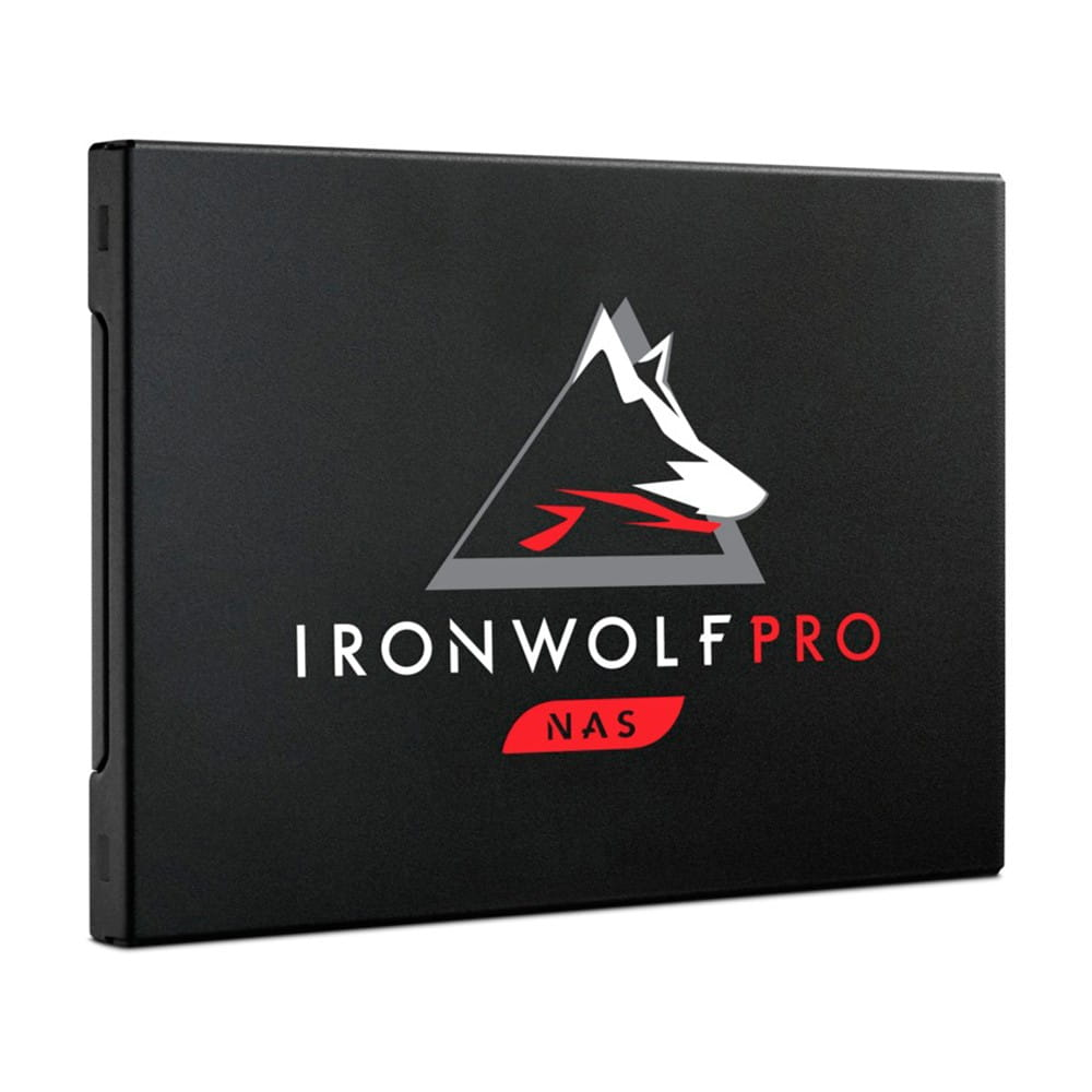 SSD 480Gb Seagate IronWolf Pro 2.5 SATA3