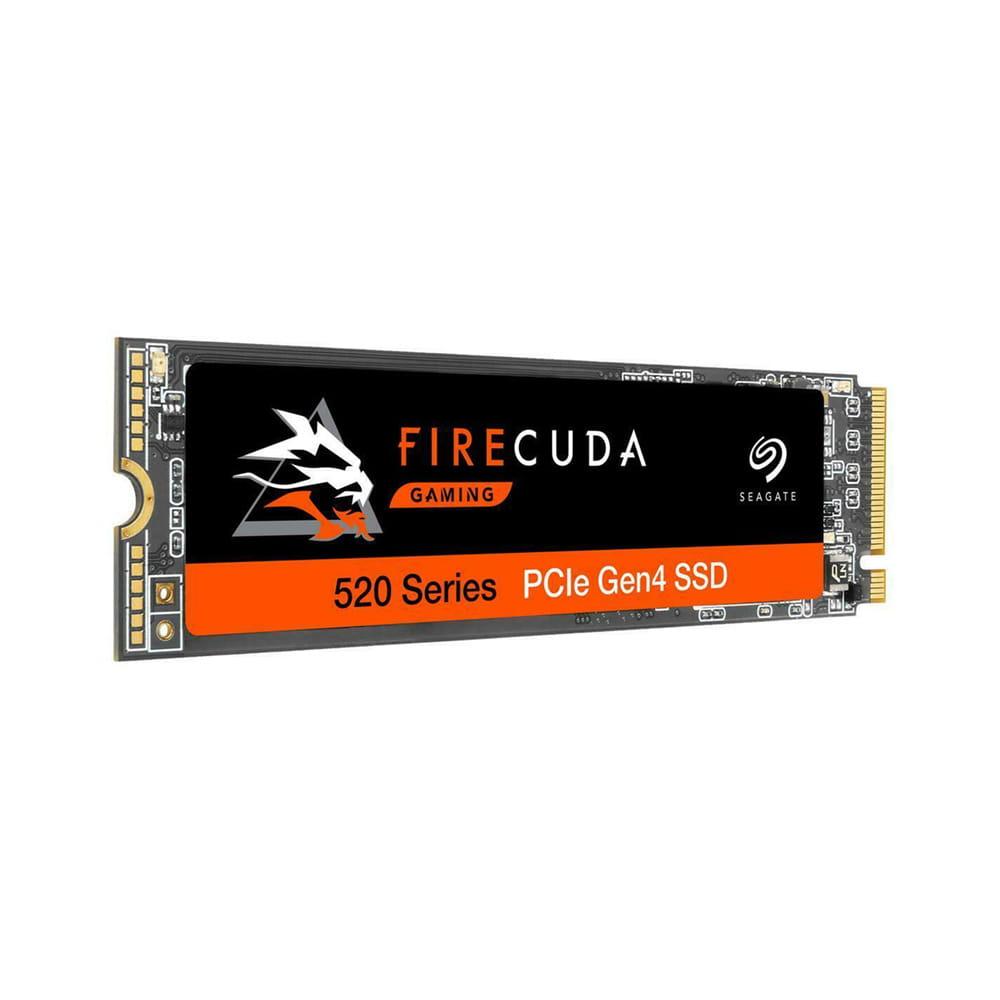SSD 2Tb Seagate FireCuda 520 NVMe M.2 Type 2280