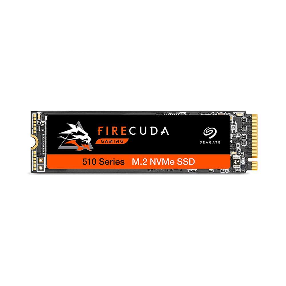 SSD 250Gb Seagate FireCuda 510 NVMe M.2 Type 2280