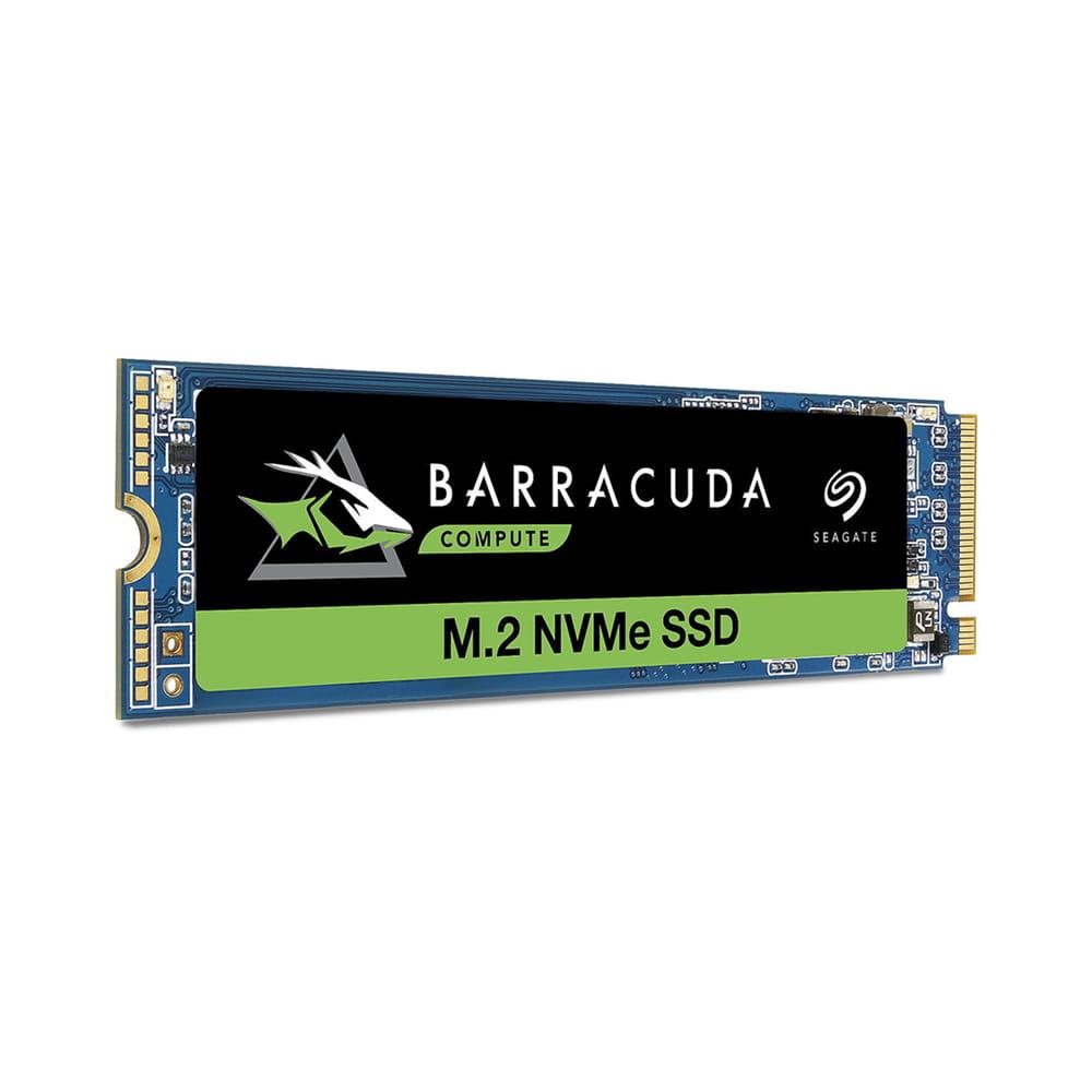 SSD 500Gb Seagate BarraCuda 510 NVMe M.2 Type 2280
