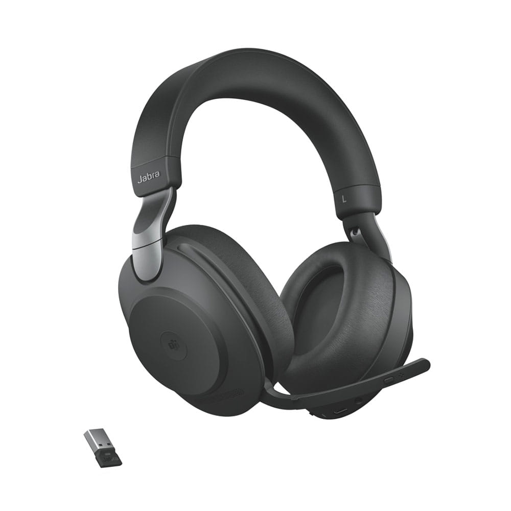 Jabra Evolve2 85 MS Stereo Bluetooth Negro