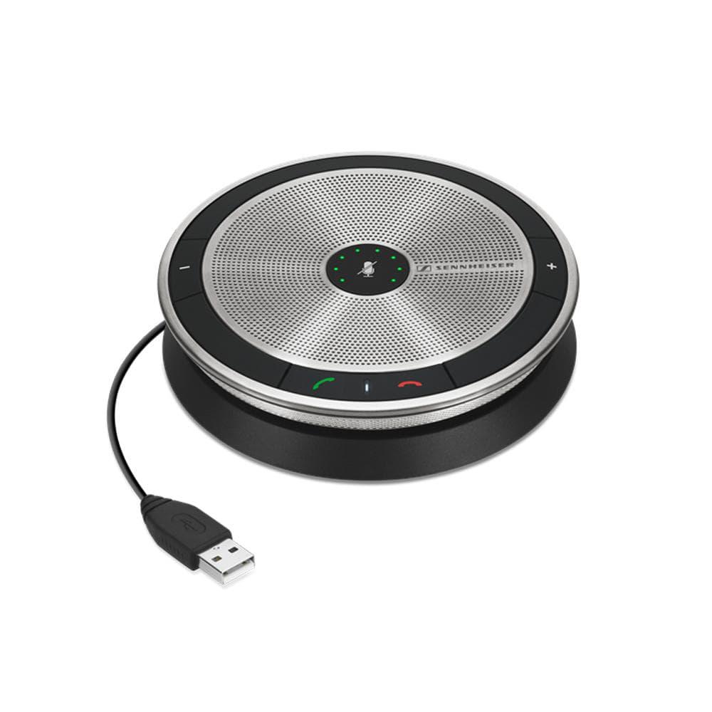 Sennheiser SP 10. Micro + Altavoz USB