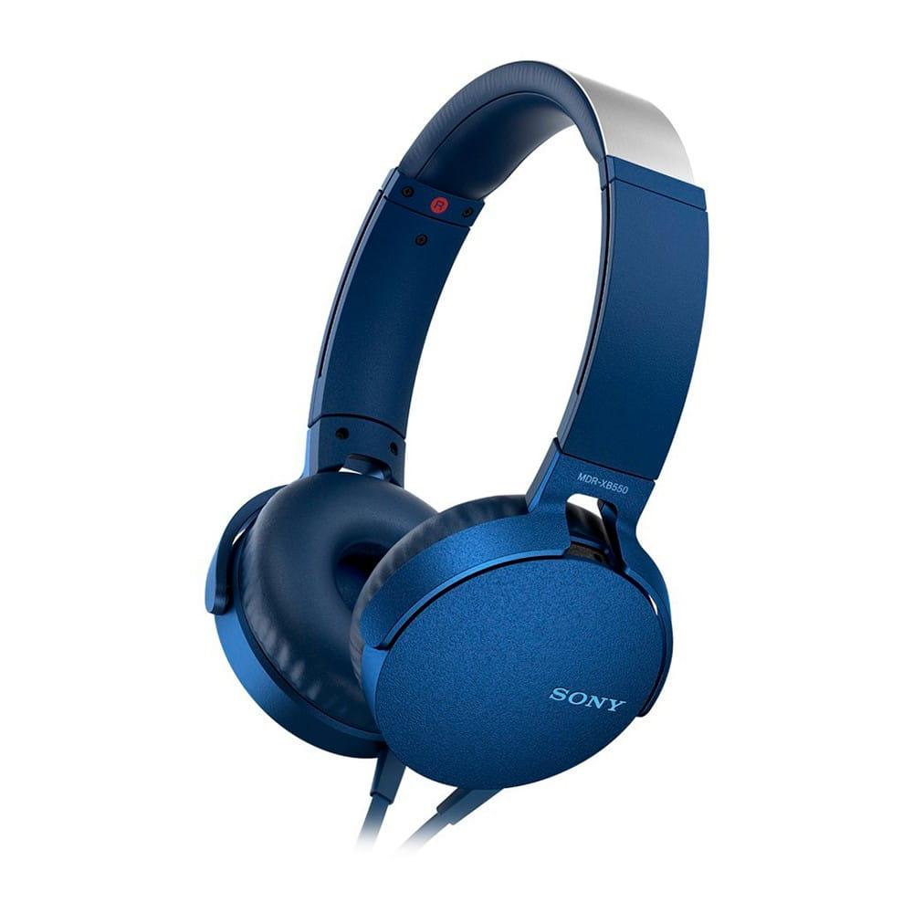 Sony MDR-XB550AP Azul