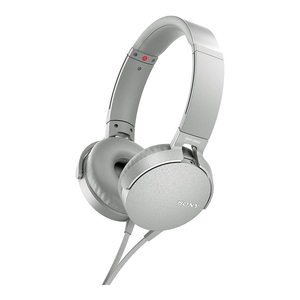 Sony MDR-XB550AP Blanco