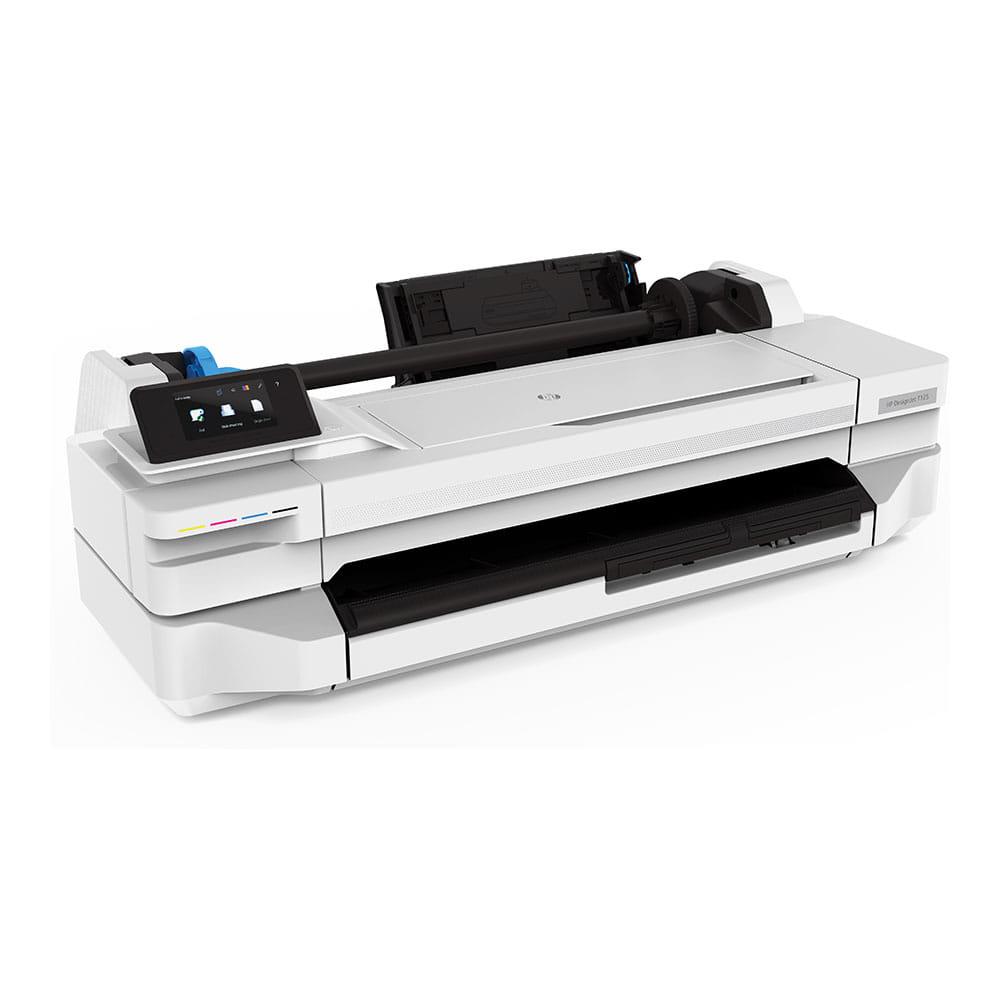 HP Designjet T125. Impresora Gran Formato.