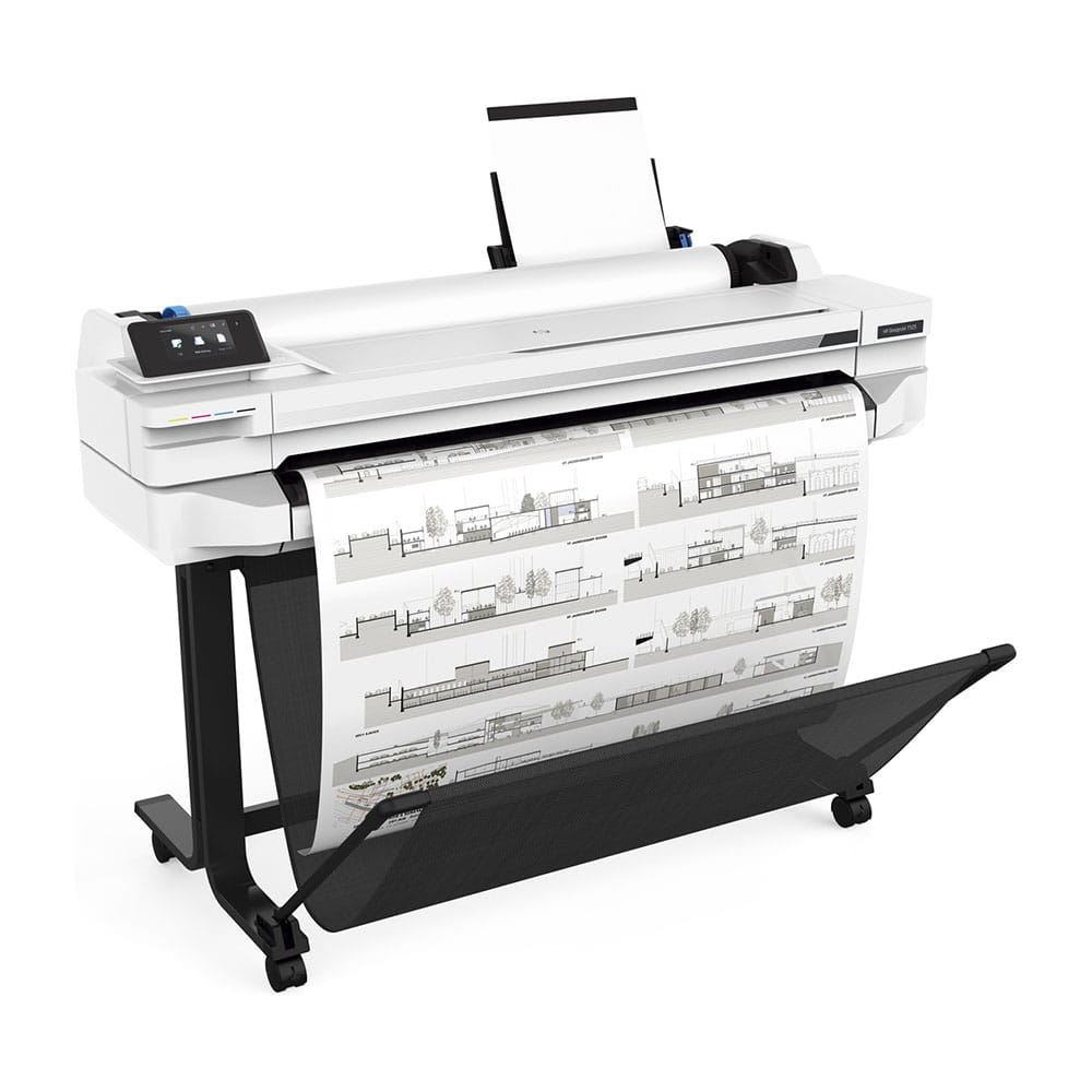 HP DesignJet T525. Impresora Gran Formato.