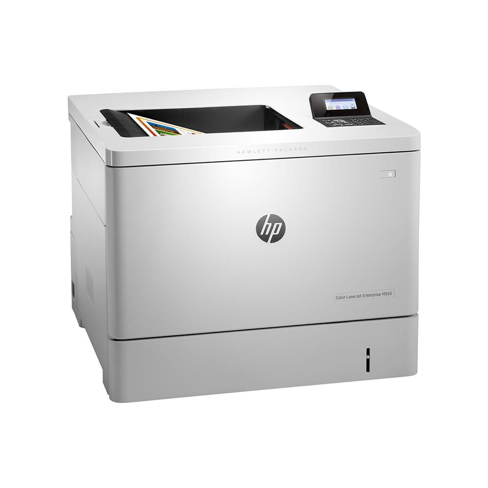 HP Color LaserJet Enterprise M553dn. Impresora Láser Color.