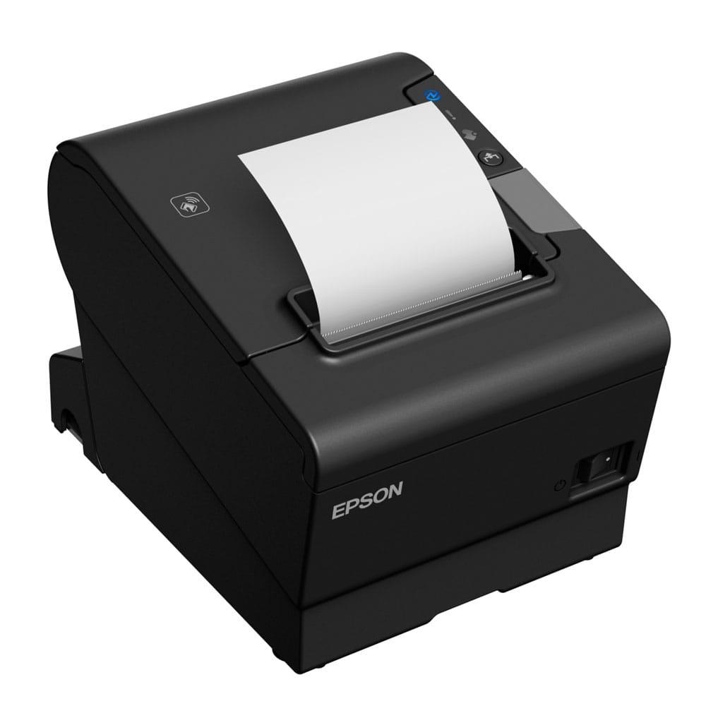 Epson TM-T88VI Serial/USB Negra