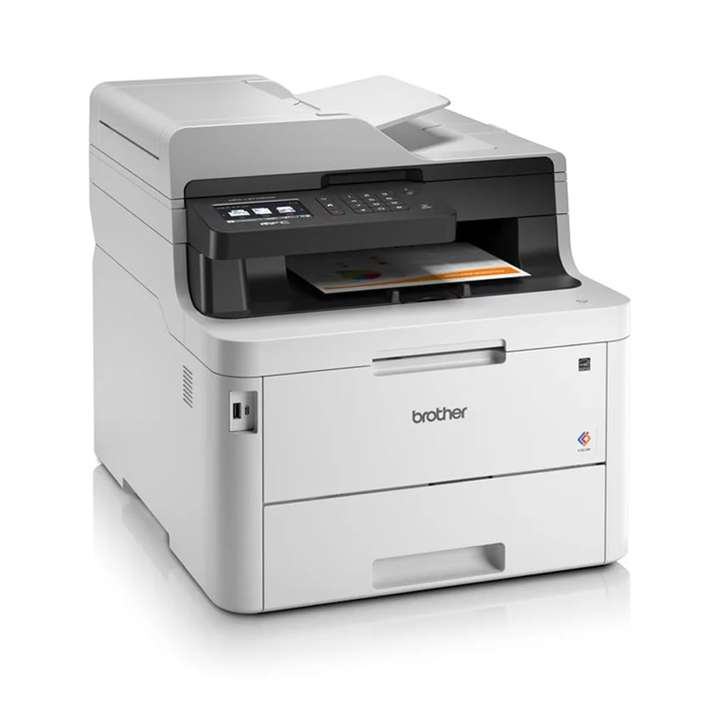 Brother MFC-L3770CDW. Impresora Multifunción Láser Color.
