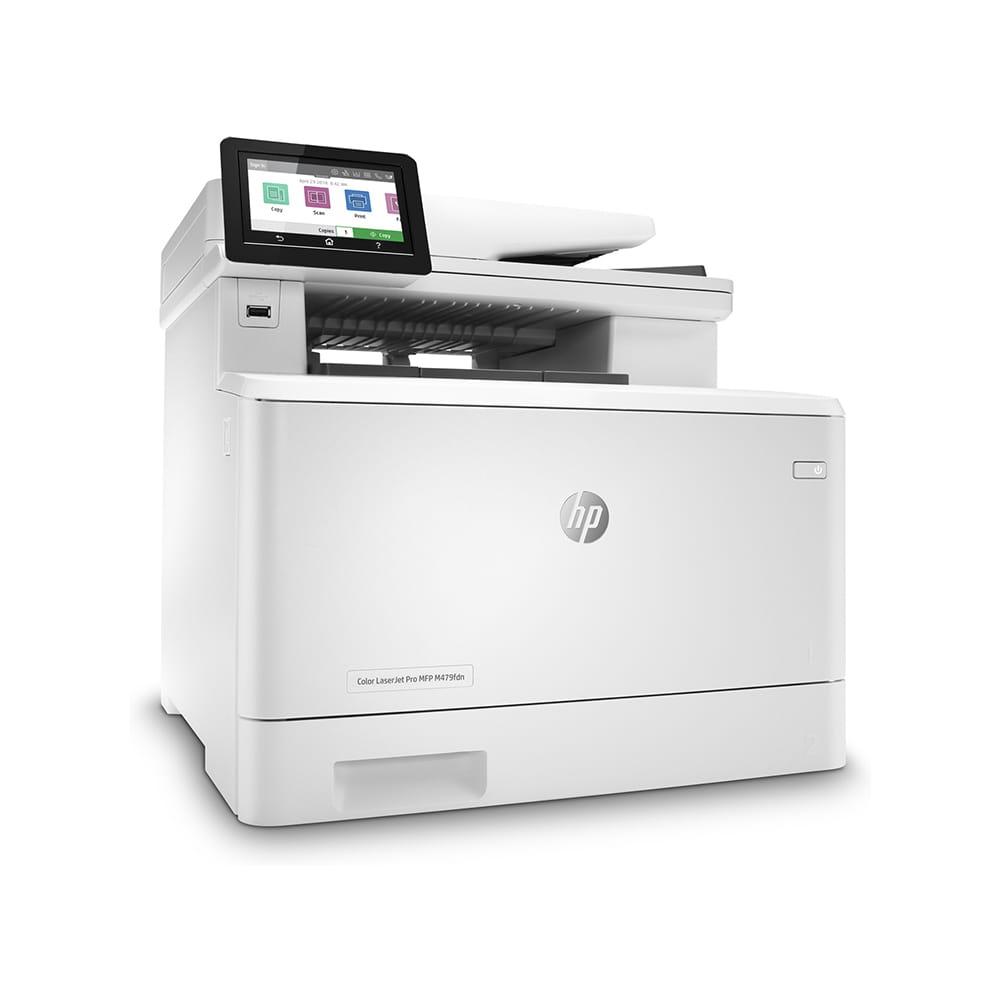 HP LaserJet Pro a color M479fdn. Impresora Multifunción Láser Color.