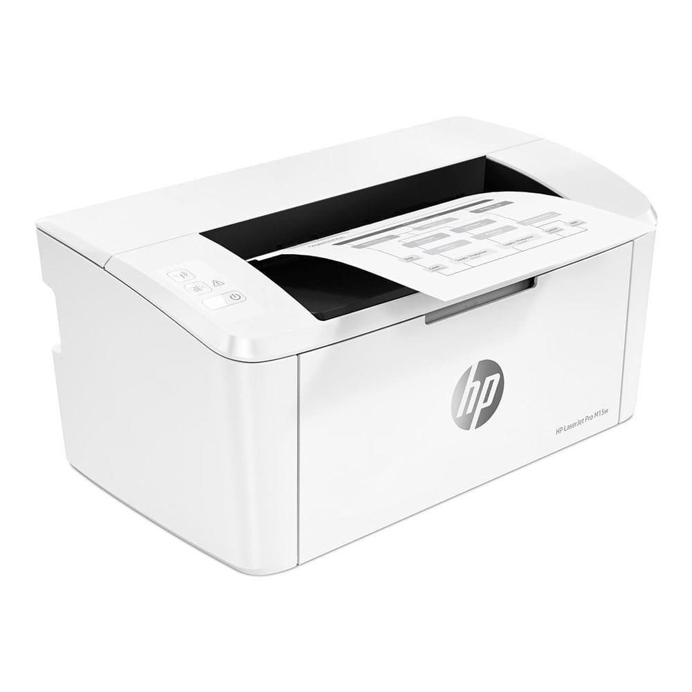 HP LaserJet Pro M15a. Impresora Láser.