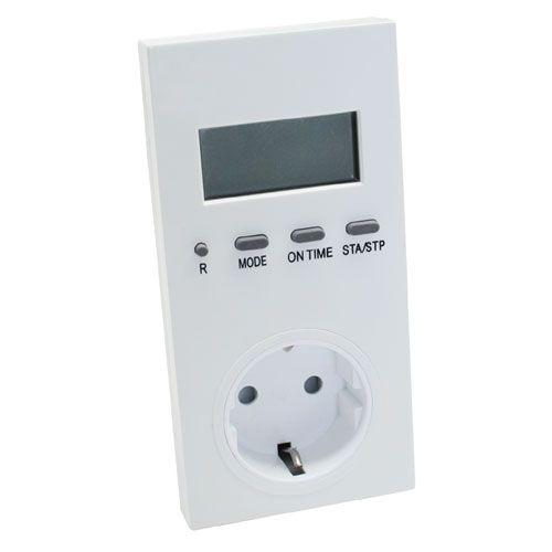 Inline 16618B. Dispositivo para calcular el consumo eléctrico.