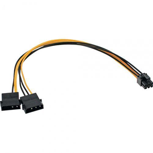 Inline 26628. Adaptador 2 x 5.25 a 6pin PCI-Express