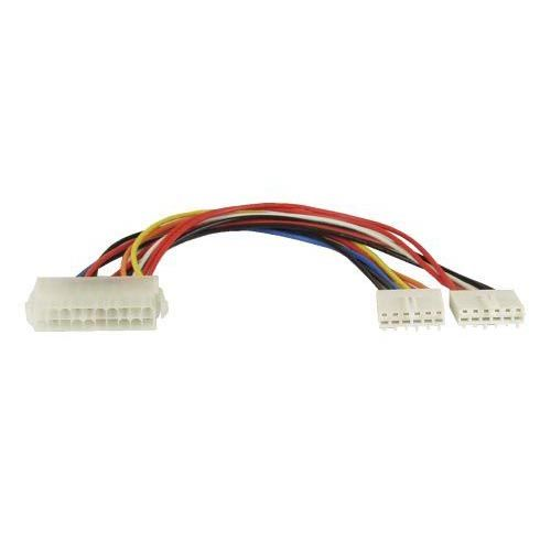 Inline 26641. Adaptador fuente ATX a fuente AT. Cable 20cm