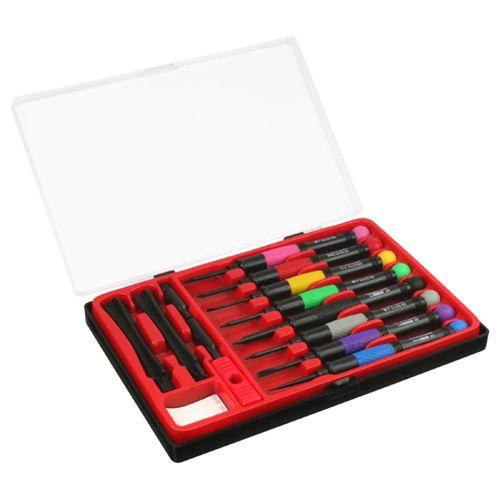 Inline 43082. Juego de Herramientas para móviles 11 piezas