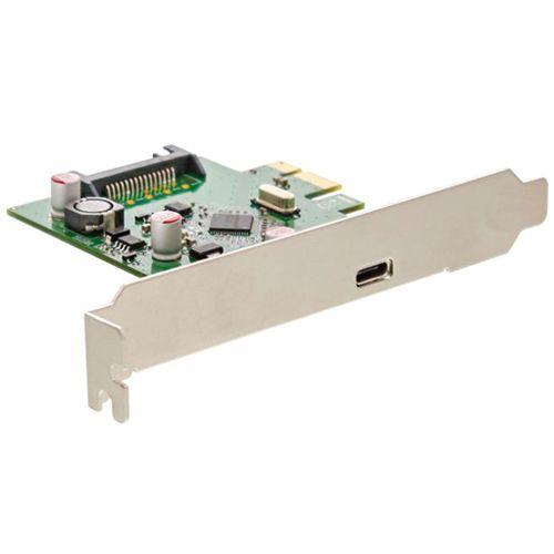 Inline 76660D. Tarjeta PCIe x1 con 1 puerto USB 3.1 Tipo C.