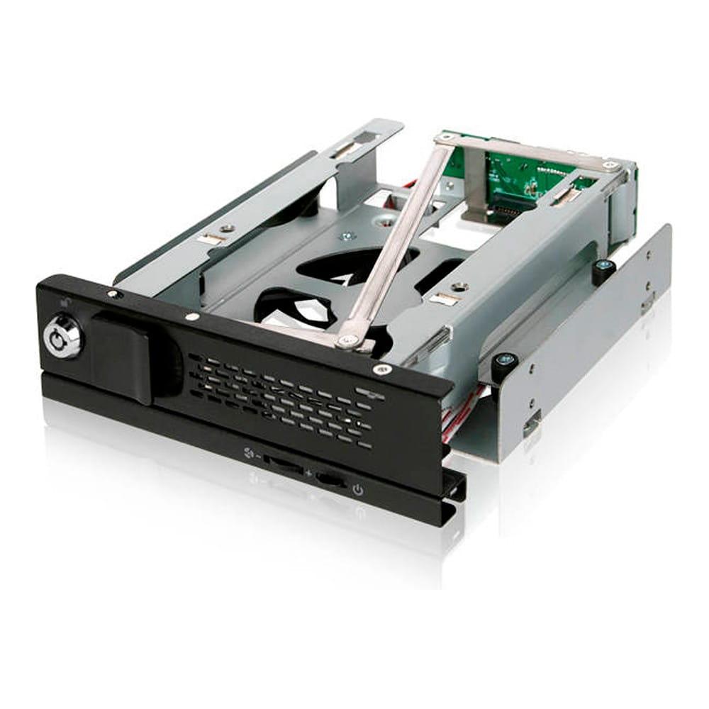 "Icy Dock MB171SP-1B Rack extraíble sin bandeja 3.5"" SATA"