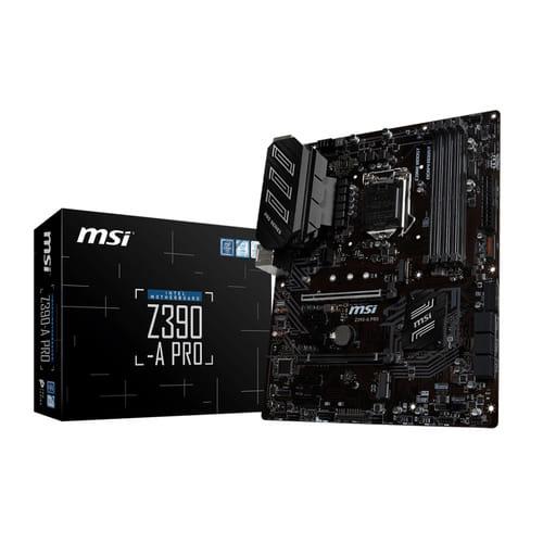 MSI Z390-A Pro, Sockel 1151.