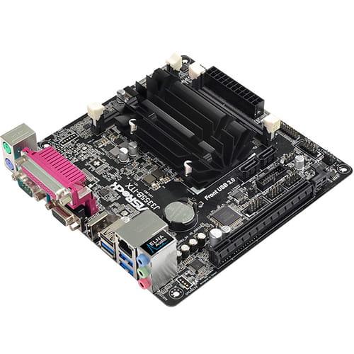 Asrock J3355B-ITX. Procesador Intel J3355. Mini-ITX.