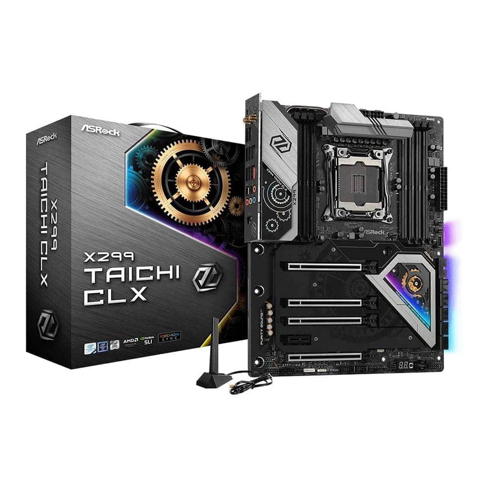 Asrock X299 Taichi CLX. Socket 2066.