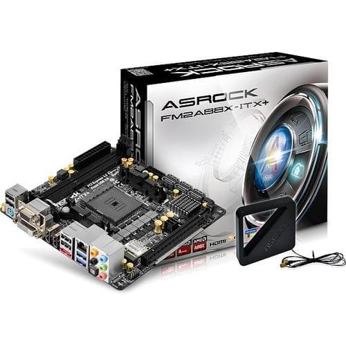 PLACA ASROCK FM2A88X-ITX+ FM2 MINI-ITX REFURBISHED